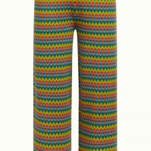 King Louie: Border Pants Ladyland Umbre
