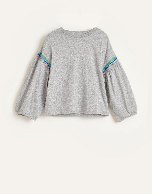 Bellerose: Shirt MINIX grey