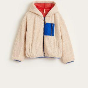 Bellerose: ALMANA vest teddy