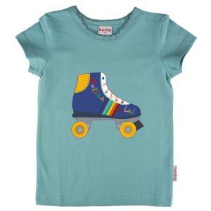 BA*BA WEAR: Shirt rolschaats ROLTSGIRL/LBL/S19