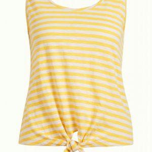 Hemd met strikdetail Jersey Stretchstof 100% biologisch katoen