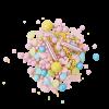 Rice: Cake sprinkles decoratie BUNNY