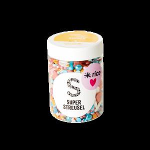 Rice: Cake sprinkles decoratie CHOOSE HAPPY BADEC-SPRICHO
