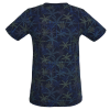 Someone: Shirt navy BORNEO