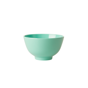 Rice: Kleine melamine kom - Sage Groen - Choose Happy