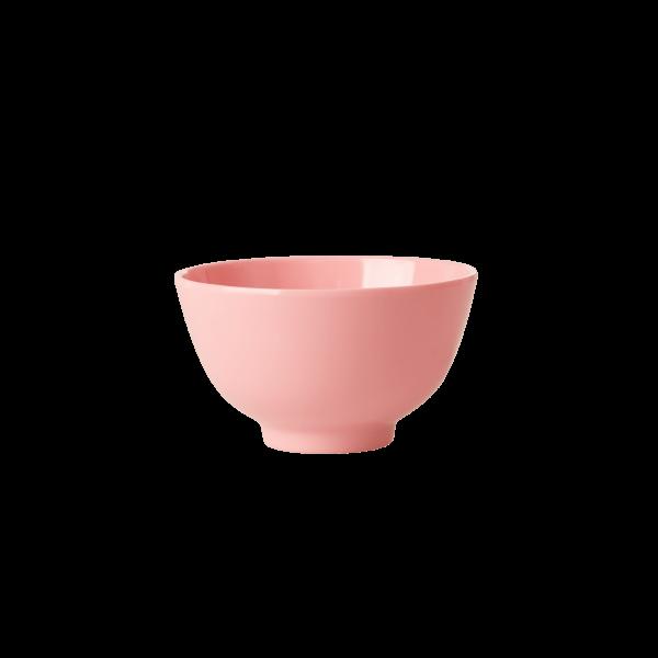 Rice: Kleine melamine kom - Flamingo roze - Choose Happy MELBW-SSS21XCFI