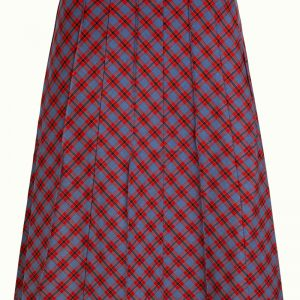 King Louie: Harper Skirt Trinity Check