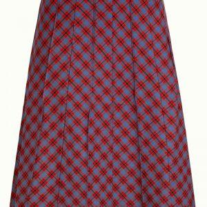 King Louie: Harper Skirt Trinity Check