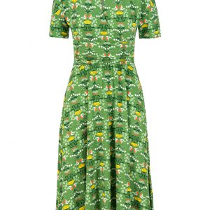 Blutsgeschwister: Midi Dress now we are talking - Spring is here