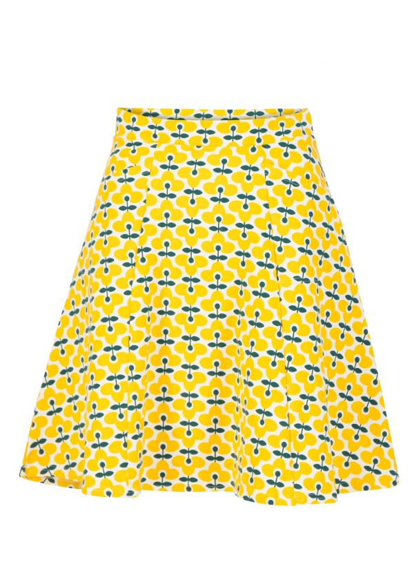 Blutsgeschwister: Circle Skirt up and away - real retro