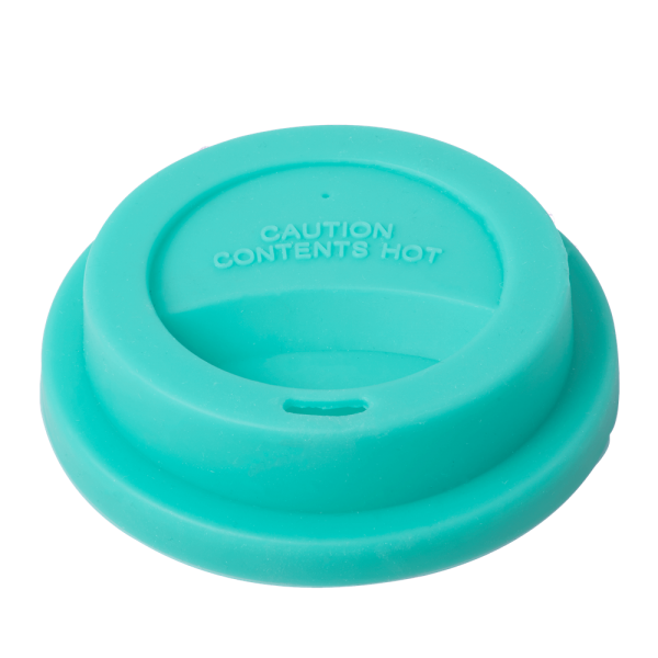 Rice: Silicone deksel - Mint