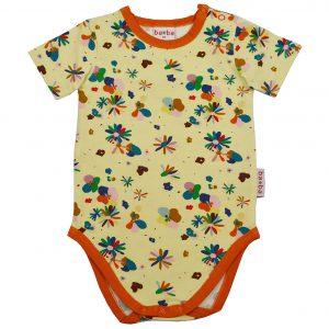 Ba*Ba Kidswear: Romper FLOWER FIELD