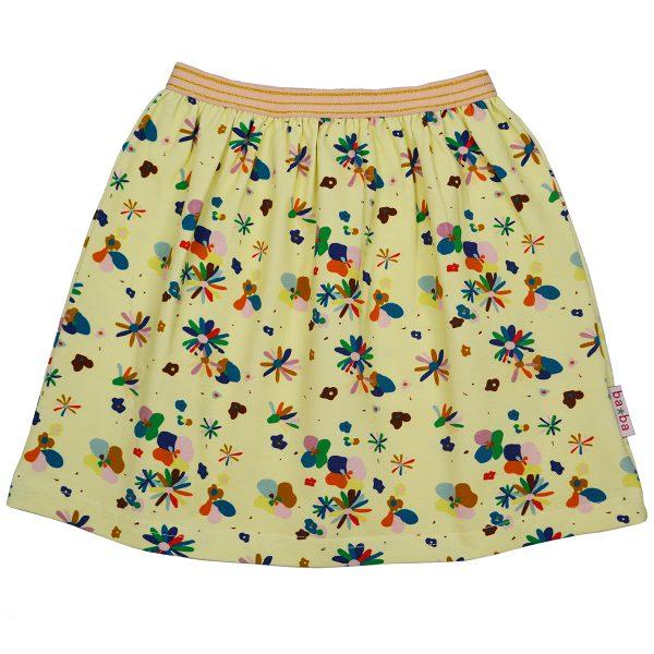 Ba*Ba Kidswear: Rok FLOWER FIELD