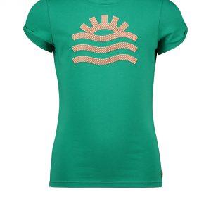 Like FLO: Shirt zeegroen