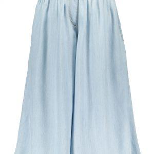 Like FLO: Denim culotte broek