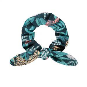 Like FLO: LEAF haar scrunchie