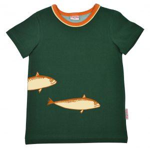 Ba*Ba Kidswear: Shirt FISH boy