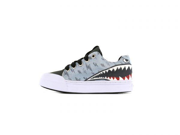 Go Bananas: Sneaker SHARK ATTACK