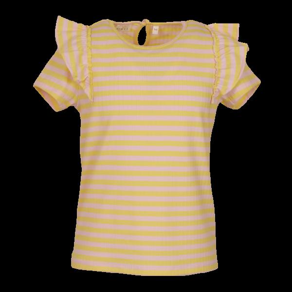Mini Rebels: Shirt PIPA streepjes