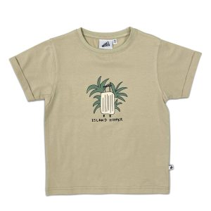 Cos i Said So: ISLAND HOPPER t-shirt Alfalfa