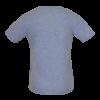 Mini Rebels: T-shirt STAY blauw gemêleerd STAY-SB-02-K_LIGHT BLUE_ F