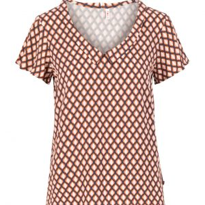 Blutsgeschwister: Short Sleeve Blouse feed the birds Everything in om shanti