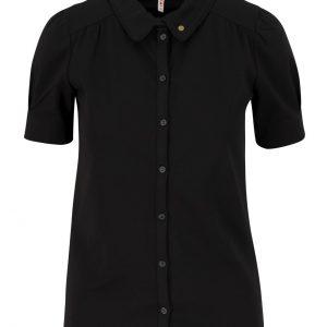 Blutsgeschwister: Logo blouse basic black