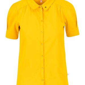 Blutsgeschwister: Logo blouse healing yellow