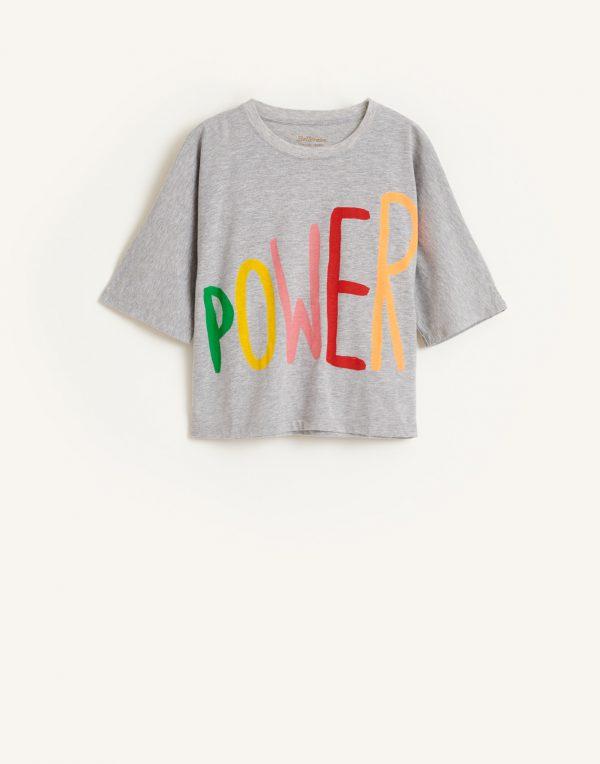Bellerose: Shirt ATHA light grey