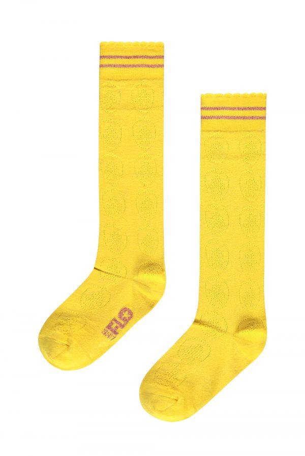 Like FLO: Sokken LEMON