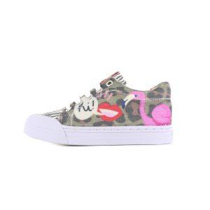 Go Bananas: Sneaker Flamingo