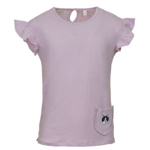 Mini Rebels: T-Shirt Provonce Light Lila