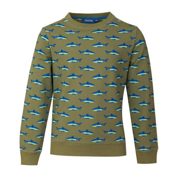 Someone: Sweater JAWSY