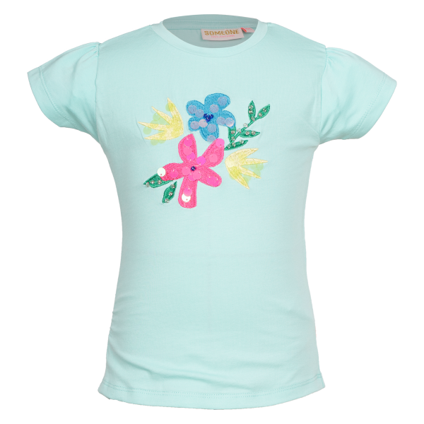 Shirt CAMILLE mint CAMILLE-SG-02-F_MINT