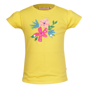Someone: Shirt CAMILLE geel CAMILLE-SG-02-F_YELLOW
