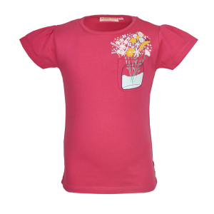 Someone: Shirt DIDI roze DIDI-SG-02-A_BRIGHT PINK_F