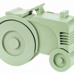 Blafre: Lunchbox TRACTOR licht groen