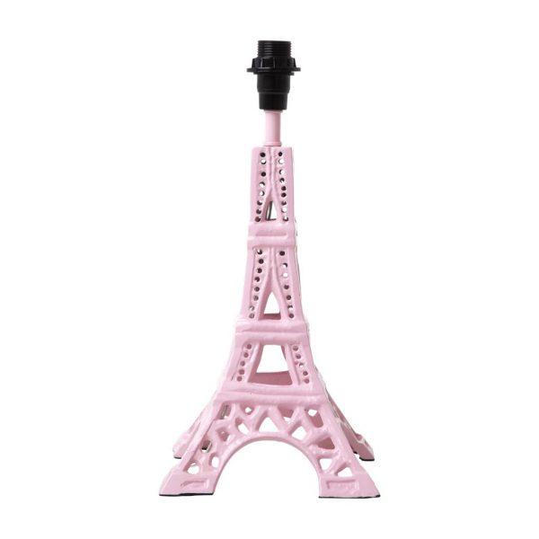 Rice: Eiffeltoren lamp klein - Soft Pink LAMP-SEIFSI