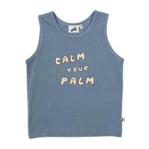 Cos i Said So: CALM YOUR PALM tanktop