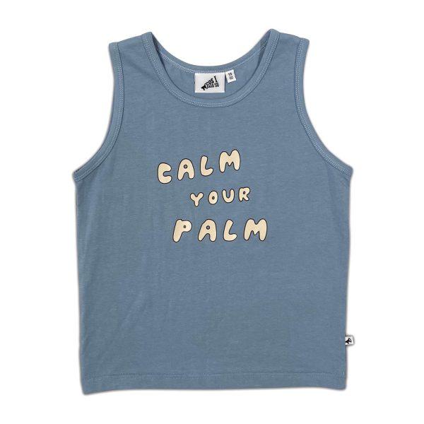 Cos i Said So: CALM YOUR PALM tanktop