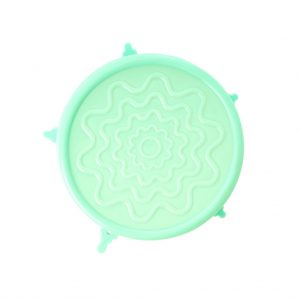 RICE: Siliconen deksel - Mint
