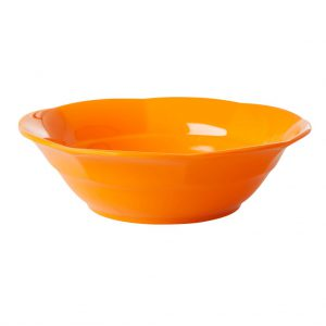 RICE: Melamine Soep Kom - Oranje MEGSB-TA