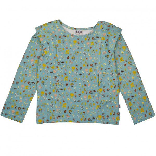Ba*Ba Kidswear: Cinar shirt W21 flowers CINSHIRT/FLO/W21