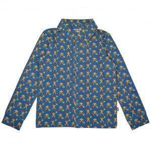 Ba*Ba Kidswear: Boys shirt W21 - Bodybuilder BOYSSLS/BOBU/W21
