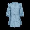 Mini Rebels: Feest jurk ALIX blauw