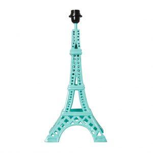 LAMP-EIFMI RICE: Grote lamp Eiffeltoren - Mint