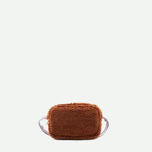 The Sticky Sis club: Fanny bag | teddy | pecan brown
