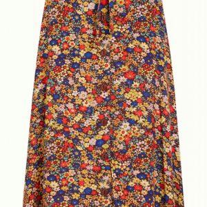 King Louie: Juno Button Skirt Sweeney