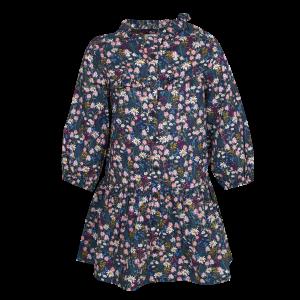 Mini Rebels: Jurk NIZA bloemen dark blue