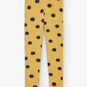 Nadadelazos: Slim Pants Dots Yellow & Black